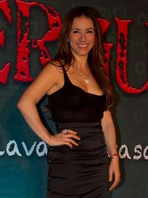 Claudia Lizaldi no ha dicho nada al respecto sobre la supuesta bofetada que le dio a su compañera. Foto: Clasos