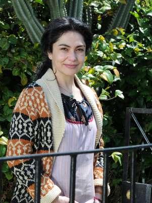 La actriz está esperando a su primer hijo. Foto: Gentileza Canal 13.