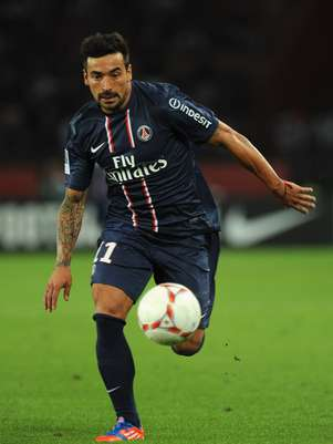 Lavezzi was linked to the Mafia during his time in Italy.  Foto: Getty Images