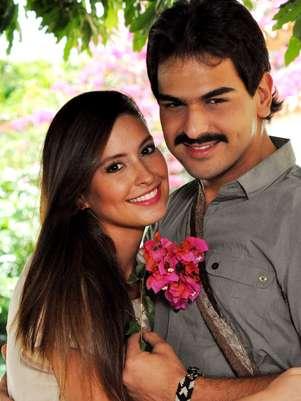 Taliana Vargas y Alejandro Palacio protagonizan la telenovela sobre Rafael Orozco. Foto: Prensa
