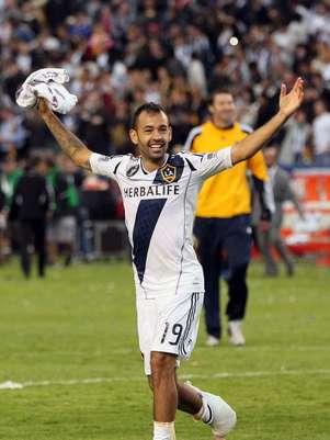 Juninho ha jugado tres temporadas con el equipo de Los Ángeles. Foto: Getty Images