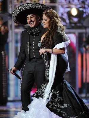 Jenni y Lupillo sí se reconciliaron Foto: Getty Images