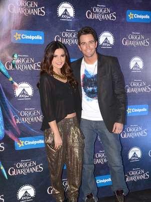 Maite Perroni y Mane de la Parra terminaron su noviazgo  Foto: Mezcal