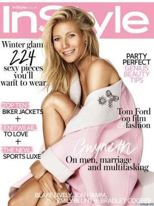 Los medios internacionales criticaron la portada de la actriz por hacerla ver en exceso bronceada.  Foto: Reproducción InStyle