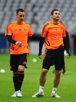 John Terry and Frank Lampard have been the heart of Chelsea for more than a decade.  Foto: Getty Images