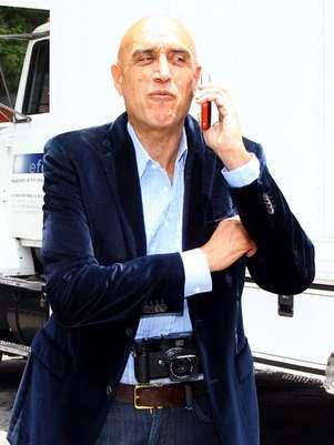 El productor ejecutivo Pedro Torres contempla que la serie dure por lo menos 3 temporadas. Foto: Reforma