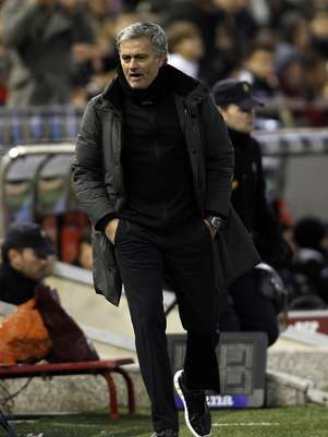 Jose Mourinho is again at a center of a new controversy.  Foto: AP