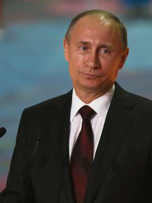 Vladimir Putin has tried to tone down concerns over the growing costs.  Foto: Getty Images