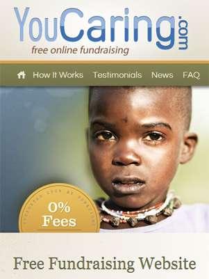 YouCaring invita a apoyar varias causas. Foto: Reproducción