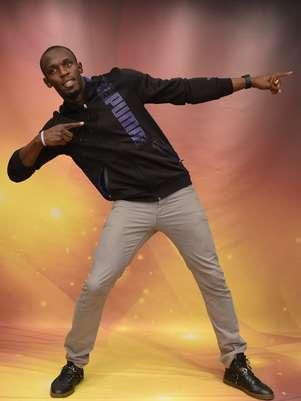 Bolt competirá en un juego de exhibición con varias estrellas del cine, la música y la televisión estadounidenses. Foto: AP