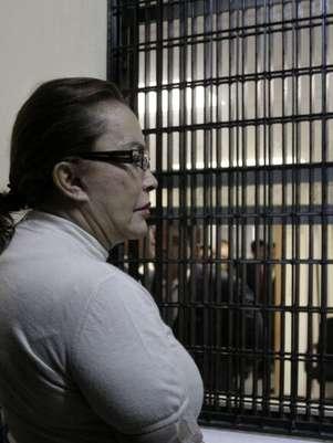 La ex líder de los maestros fue arrestada el pasado 26 de febrero, acusada de desvío de fondos. Foto: AFP