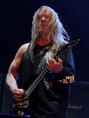 Jeff Hanneman Foto: Getty Images