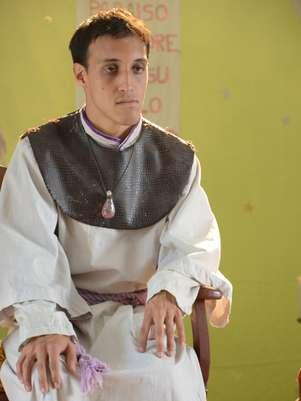 La serie 'Niño Santo' está basada en la leyenda de El Niño Fidencio, figura venerada como santo en el sur de México. Foto: i.Sat