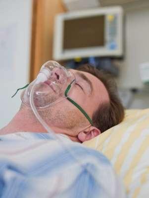 El riesgo de padecer una embolia comienza a los 40 años. Foto: Thinkstock.com