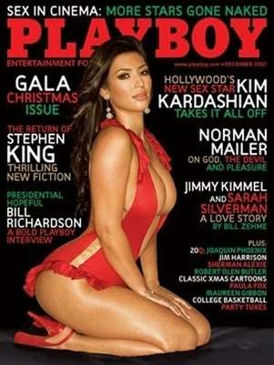 Playboy Quiere Que Kim Kardashian Vuelva A Posar Desnuda Despu S De