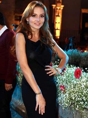 Angelique Boyer volverá a trabajar junto a Sebastián Rulli, después de haber protagonizado 'Teresa'. Foto: Reforma