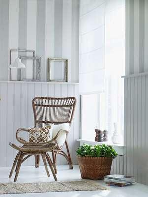 Dicen que el blanco es la ausencia de color, sin embargo está demostrado que su utilización en ambientes de interior potencia el resto de colores y ofrece un extra de luz muy necesario para agrandar rincones pequeños y potenciar grandes espacios Foto: Gtres