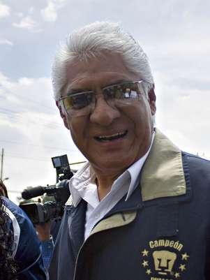 Mario Trejo directivo de los Pumas de la UNAM. Foto: Imago 7