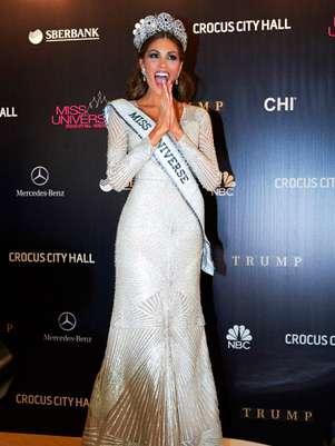 La nueva soberana -un orgullo latinoamericano- recibió un premio de 250,000 dólares y la corona de oro y platino, con 1,371 gemas incrustadas, valorada en más de 120,000 dólares. Foto: Getty