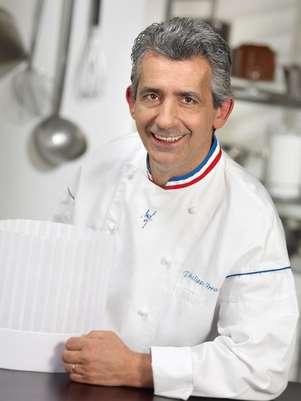 El chef Philippe Urraca asegura que le encanta estar rodeado de gente ...