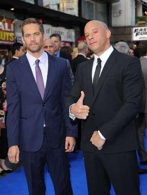 Vin Diesel fue uno de los mejores amigos de Paul Walker Foto: Getty