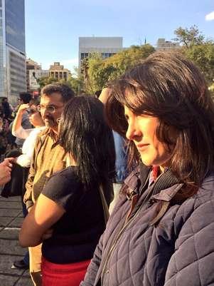 Maritza Díaz Hernándezfue pareja sentimental del Presidente Enrique Peña Nieto, con quien procreó a Diego Peña Díaz. Foto: @AlfredoLecona / Tomada de Twitter