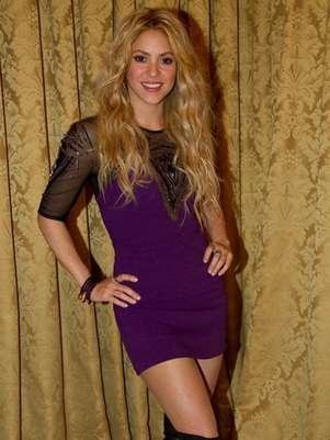 Shakira. Foto: Twitter/@Shakira