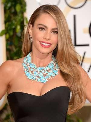 Sofía Vergara vio escapar de nuevo el premio a mejor actriz de reparto en los Golden Globes. Foto: Getty Images