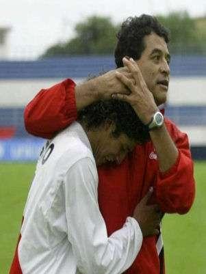 Reimond Manco fue el mejor jugador del Sudamericano Sub 17 en el 2007. Foto: Difusión