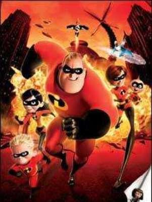 Los Increíbles Foto: Walt Disney Pictures / Pixar Animation Studios / Walt Disney Pictures / Pixar Animation Studios