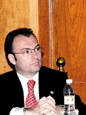 Luis Videgaray Foto: Cortesía Cámara de Diputados / Archivo / Terra Networks México S.A. de C.V.