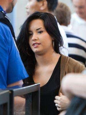 Aparecen las primeras fotos de Demi Lovato tras la anorexia