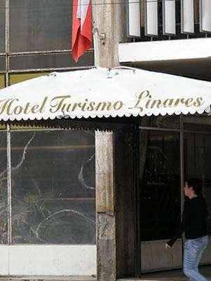 Hotel Turismo Linares. Foto: Terra