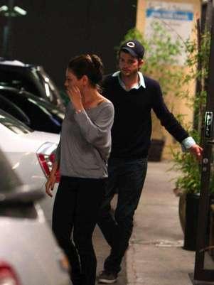 Ashton Kutcher y Mila Kunis Foto: Difusión