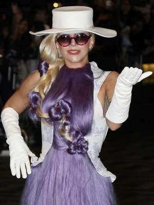 A pesar del incidente la cantante mostró su profesionalismo. Foto: AP