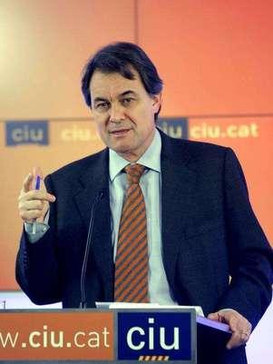 Artur Mas (Agencia: EFE) Foto: Telefónica de España, SAU