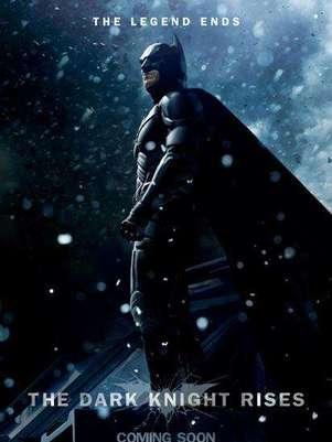 Batman: El Caballero de la Noche Asciende Foto: Difusión