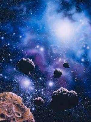 Afortunadamente la roca espacial no causó daños. Foto: Getty Images