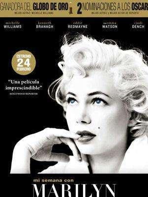 Mi semana con Marilyn Foto: Difusión