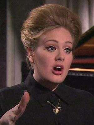 Adele Foto: NBC