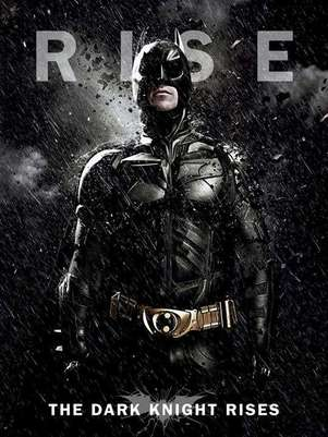 Póster 'The Dark Knight Rises'. Foto: elseptimoarte.net