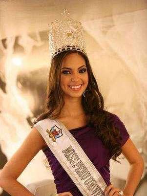Natalie Vértiz. Foto: Terra Perú