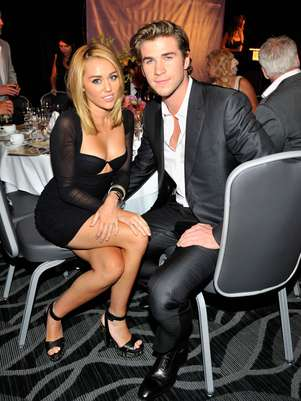 Miley Cyrus y Liam Hemsworth están pronto a casarse. Foto: Getty Images