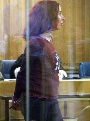 Inés del Río durante su juicio Foto: EFE en español