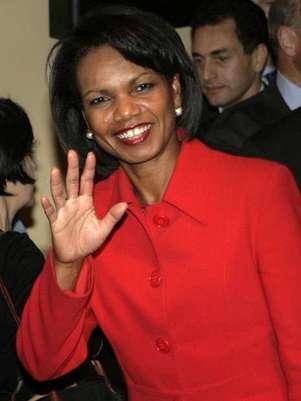 Rice fue jefa de la diplomacia estadounidense en la era de George W. Bush. Foto: AP