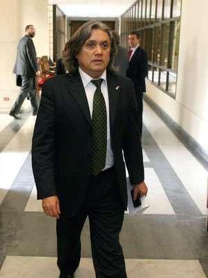 Alejandro Navarro Foto: UPI