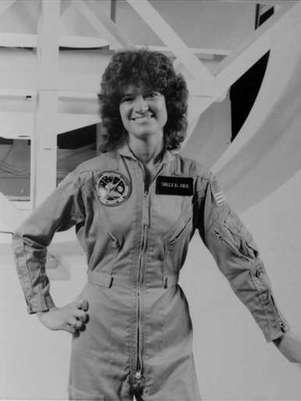 Sally Ride falleció a los 61 años. Foto: AP