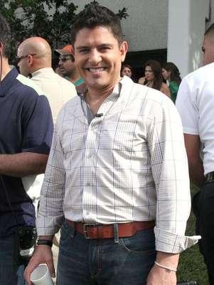 Ernesto Laguardia no ha participado en alguna telenovela desde 'Fuego en la Sangre', en el 2008. El actor comentó que participará en un programa especial para el final de la telenovela de Rosy Ocampo. Foto: MezcalENT