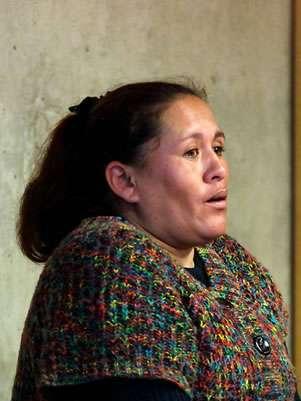 Magdalena Torres Contreras. Foto: AGENCIA UNO