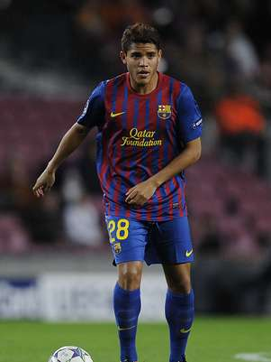 Jonathan Dos Santos could be on the move to Sevilla. Foto: Getty Images